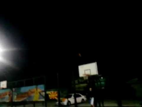Amazing Basketball Shot