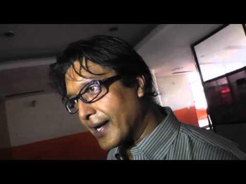 Actor Rajesh Hamal