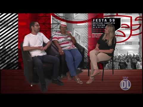 Entrevista com o fotógrafo Rodrigo Montaldi e a sambista Selma