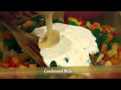 How to make fruit salad filipino style - Everything Cebu
