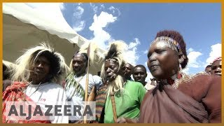 🇰🇪 Kenya's Ogiek celebrate anniversary of landmark rights ruling | Al Jazeera English - ALJAZEERAENGLISH