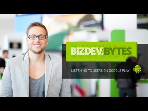 BizDevBytes: Listening to Users on Google Play - Text Plus