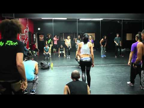 QUEST CREW: LMFAO Party Rock Anthem Rehearsal