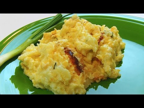 Betty's Irish Potato Casserole  --  St. Patrick's Day  ✤