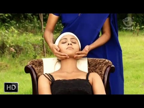 Ayurvedic Indian Massage - Facials & Face Pack - Face Massage To Prevent Wrinkles