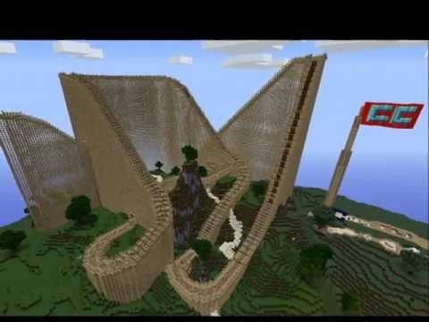 biggest minecraft mansion ever download