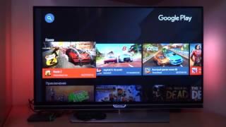Обзор Philips Android TV 43PUS7150, особенности