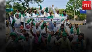 Anna Hazare starts fast unto death for lokpal, farmers - TIMESOFINDIACHANNEL