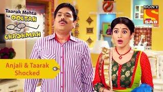 Your Favorite Character | Anjali & Taarak Are Shocked | Taarak Mehta Ka Ooltah Chashmah - SABTV