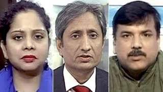 AAP unable to democratically resolve infighting within the party? - NDTVINDIA