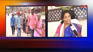 Vijayawada Durga Temple New EO Koteswaramma Face To Face over Dasara Utsavalu  Arrangements CVR News - CVRNEWSOFFICIAL