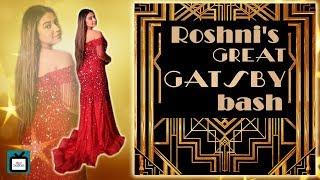Roshni Walia rocks her Great Gatsby birthday bash I Exclusive I Tellychakkar - TELLYCHAKKAR