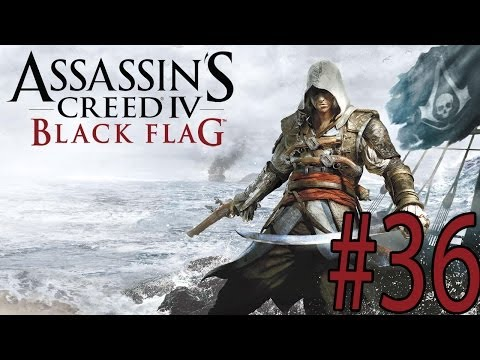Assassin's Creed IV (AC4) Black Flag - A Governor No Longer - Episode 36