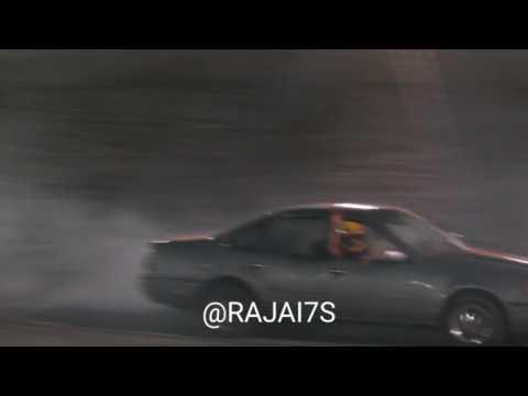 حلبة البحرين - استعراض التيما رصاصيه