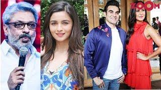Alia Bhatt meets Sanjay Leela Bhansali for Inshallah   Katrina Kaif to be guest at Arbaaz's show - ZOOMDEKHO