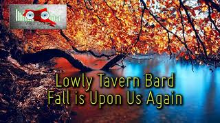 Royalty Free :Lowly Tavern Bard - Fall is Upon Us Again