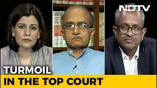 Judges Row Continues In Supreme Court? - NDTV