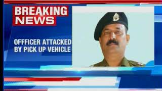 Jawan attacked by pick up vehicle, Tripura BSF Jawan succumbs to injuries - NEWSXLIVE
