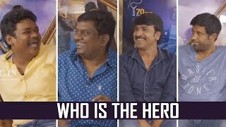 Anando Brahma Team Hilarious Interview | Who Is The Hero | TFPC - TFPC
