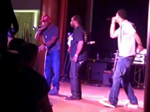 JJS  LIVE in DETROIT Summer 2010 performi