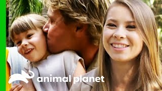 Bindi Irwin's Best Moments From Season 1 | Crikey! It's The Irwins - ANIMALPLANETTV