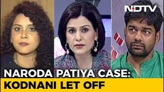 Naroda Patiya Riots Case: Gujarat High Court Acquits Maya Kodnani - NDTV