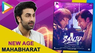 "Ranbir Kapoor: ""Sanju is like a new age Mahabharat"" - HUNGAMA"
