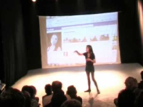 Gaiety School of Acting Manifesto Showcase 2011 Lauren White