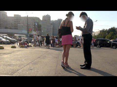 Пикап в СПб: летнее знакомство с девушкой
