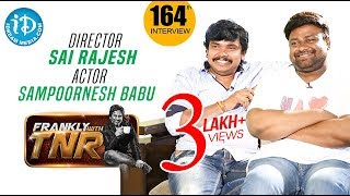 Frankly With TNR #164 - Full Interview || Talking Movies With iDream - IDREAMMOVIES