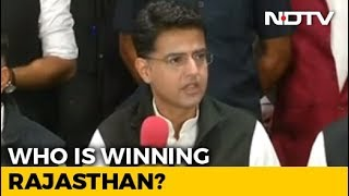 "Poll Of Exit Polls: Congress Win In ""Revolving Door"" Rajasthan - NDTV"