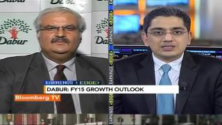 Earnings Edge- Hope To End Yr With 15% Growth: Dabur - BLOOMBERGUTV