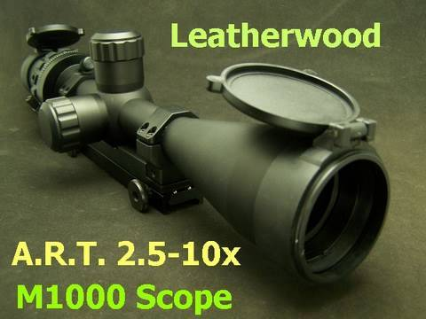 Leatherwood ART M-1000 Sniper Scope