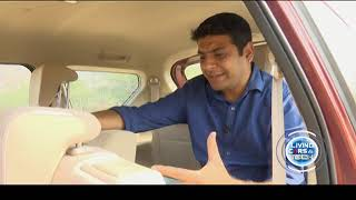 2018 Maruti Ertiga | Exclusive First drive | Living Cars - NEWSXLIVE