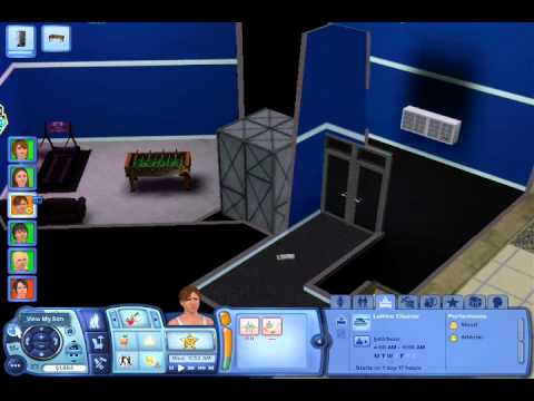 Let's Play Sims 3 Late Night Part 3 ( Week Day Clubing)