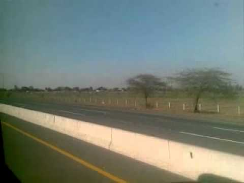 PAKISTAN MOTORWAYS M2 M3 INTERCHANGE PINDI BHATTIAN