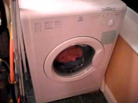 Indesit Tumble Drier Squeak