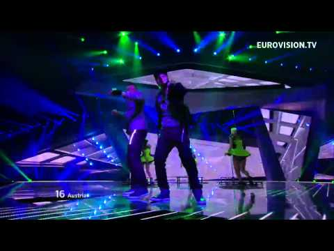 Trackshittaz - Woki Mit Deim Popo - Live - 2012 Eurovision Song Contest Semi Final 1