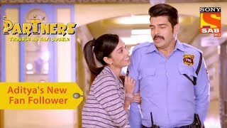 Your Favorite Character | Aditya's New Fan Follower | Partners Double Ho Gayi Trouble - SABTV