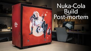 Building in NZXT's limited-edition Nuka-Cola case: Our final thoughts - PCWORLDVIDEOS