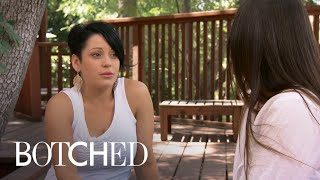 Danielle's Breast Implants Capsulized Twice--And She's Had It! | Botched | E! - EENTERTAINMENT