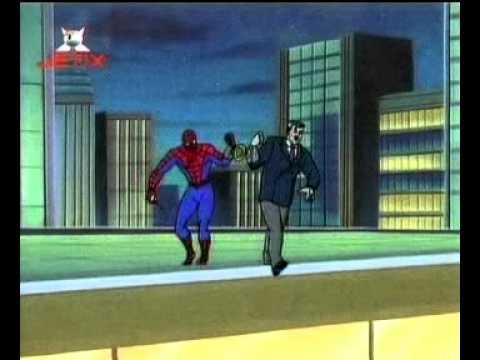 Spider-Man odc3 Powrót Pająków Morderców
