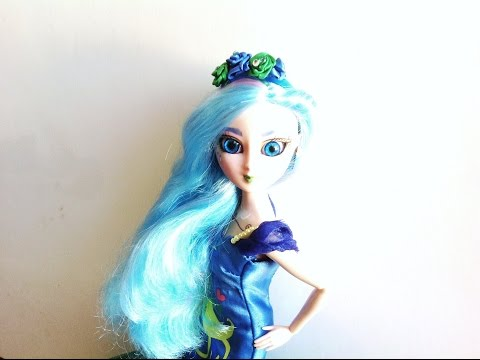 Zeenie Dollz Zennia / Mother Earth Doll Review