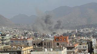«عاصفة الحزم» تقصف القصر الرئاسي بعدن بعد سيطرة الحوثيين عليه