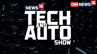 On The Road With The All New Maruti Suzuki Eritga & Hands On The New iPad | Tech & Auto Show - IBNLIVE