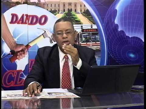 DANDO EN EL CLAVO TV 8-9-2014 1/2