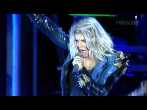 The Black Eyed Peas Don t Stop The Party Live Central Park Concert 4 NYC 