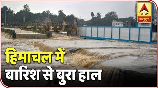 Twarit Mukhya: Situation worsens in 10 districts of Himachal Pradesh due to heavy rain - ABPNEWSTV