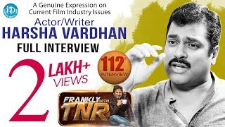 Frankly With TNR Current Topics #1 - FULL - A Genuine Expression On Current Film Industry Issues - IDREAMMOVIES
