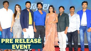 Ragala 24 Gantallo Movie Pre Release Event | Satya Dev | Eesha Rebba - TFPC